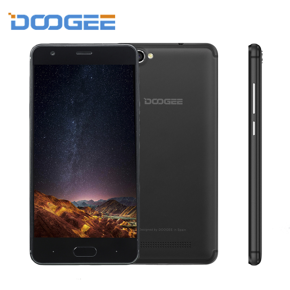 DOOGEE X20 Smartphone Dual Rear Camera 5 0MP MT6580 Quad Core Android 7 0 WCDMA Mobile