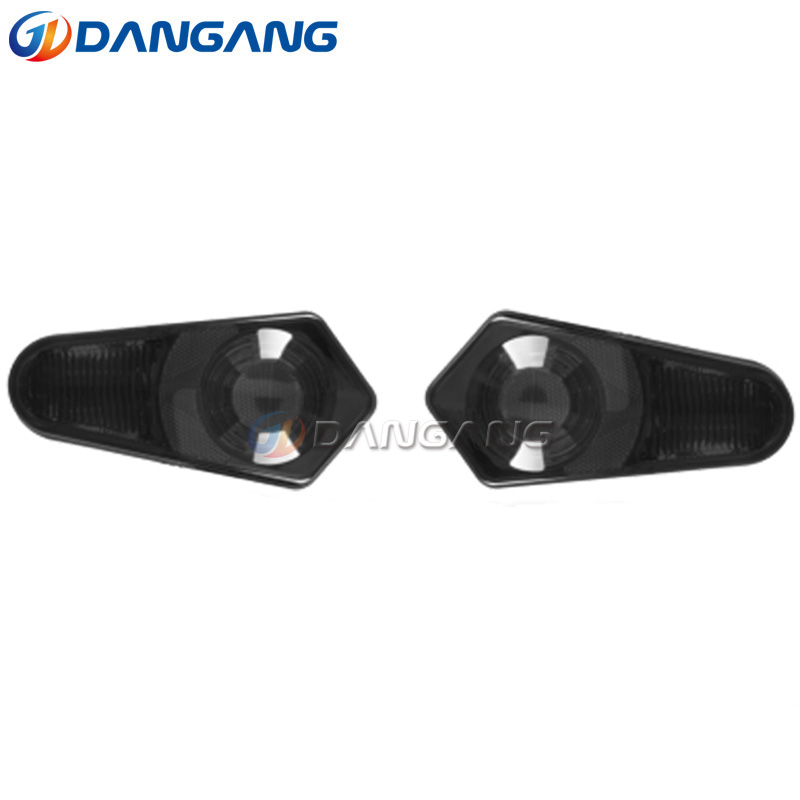 【USA Stock】BLK Pair led Tail Light For 09-17 Polaris SPORTSMAN 500 550 850 570