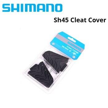 Shimano Sh45 KOÇ BOYNUZU KAPAK SM-SH45 SPD bisiklet pedalı cleats kapakları fit için Sh10 Sh11 Sh12 koç boynuzu koruyucu