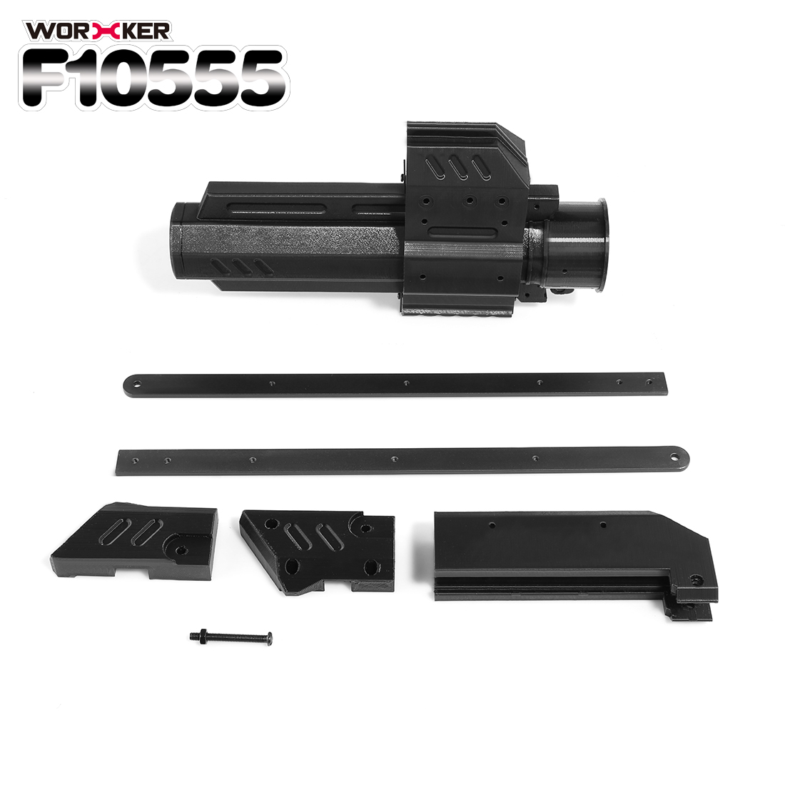 WORKER f10555 3D Printing Pull-down Kit for Nerf Rival Apollo XV-700 - Black цена 2017