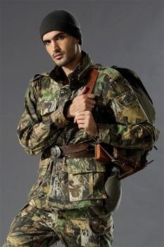 Bionic Camouflage Jackets Mountain Terrain Camouflage Tactical Jacket  Duty Camouflage jacket