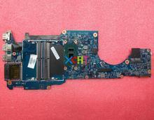 XCHT for HP Pavilion X360 14-AM 13-U 13T-U000 Series 855964-601 855964-001 448.07M07.0011 UMA i5-6200U Laptop Motherboard Tested 827822 601 448 05h02 0021 uma i3 6100u cpu for hp pavilion x360 convertible 13 s series 13t s100 laptop motherboard tested