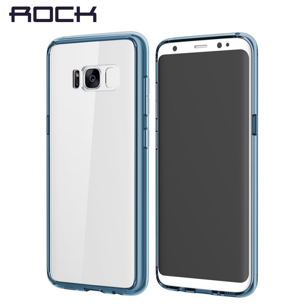 For Samsung Galaxy S8 S8 Plus Case Rock Ultra Thin Slim ...