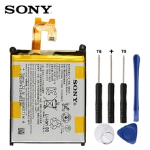 Original Replacement Sony Battery For SONY Xperia Z2 L50w Sirius SO 03 D6503 D6502 LIS1543ERPC Genuine