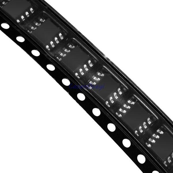 100 шт. /лот LM386M-1 SOP-8 LM386M SOP LM386 SMD низкий уровень напряжения аудио усилитель мощности Новый и оригинальный