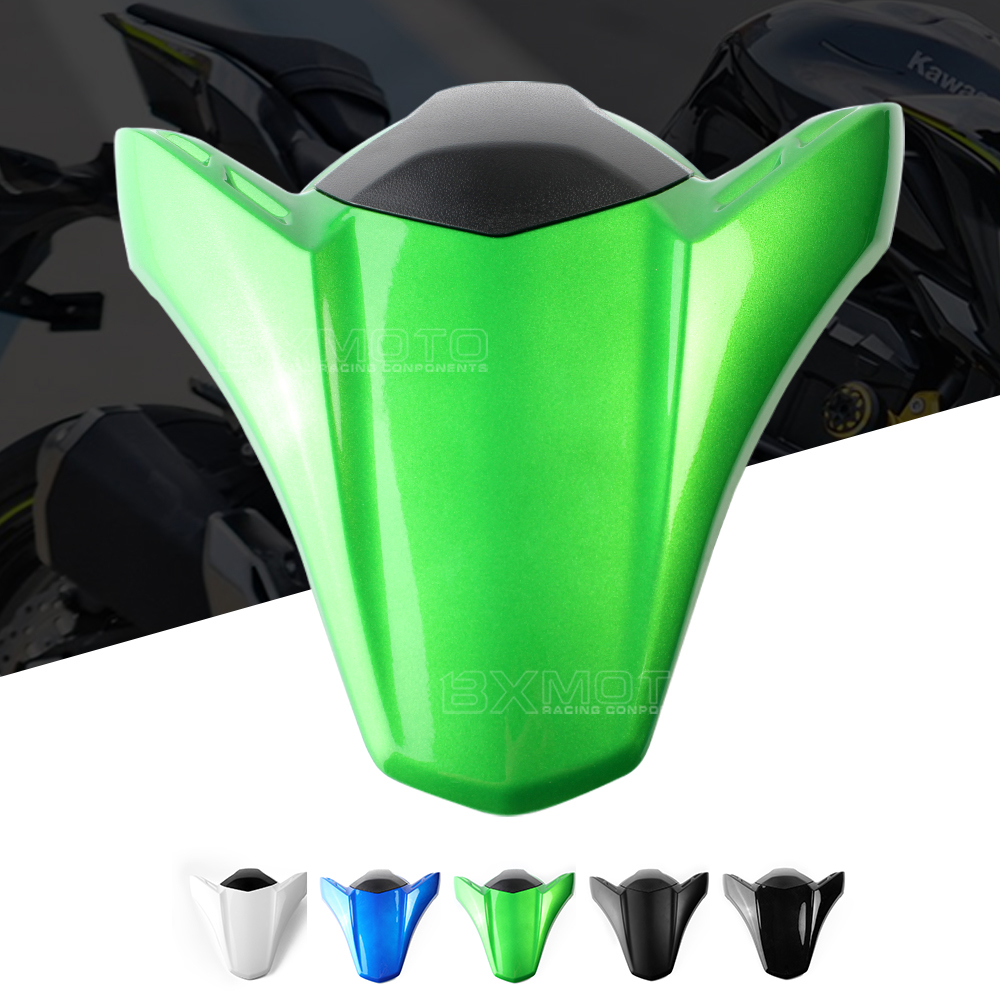 motocross Z900 2017 For kawasaki seat cowl Tail Cover with Rubber pad For kawasaki Z 900 2017 Moto Motorcycle Accessories Parts xuankun vintage motorcycle modified coffee saddle cover seat cushion cover hump tail shell tail hood