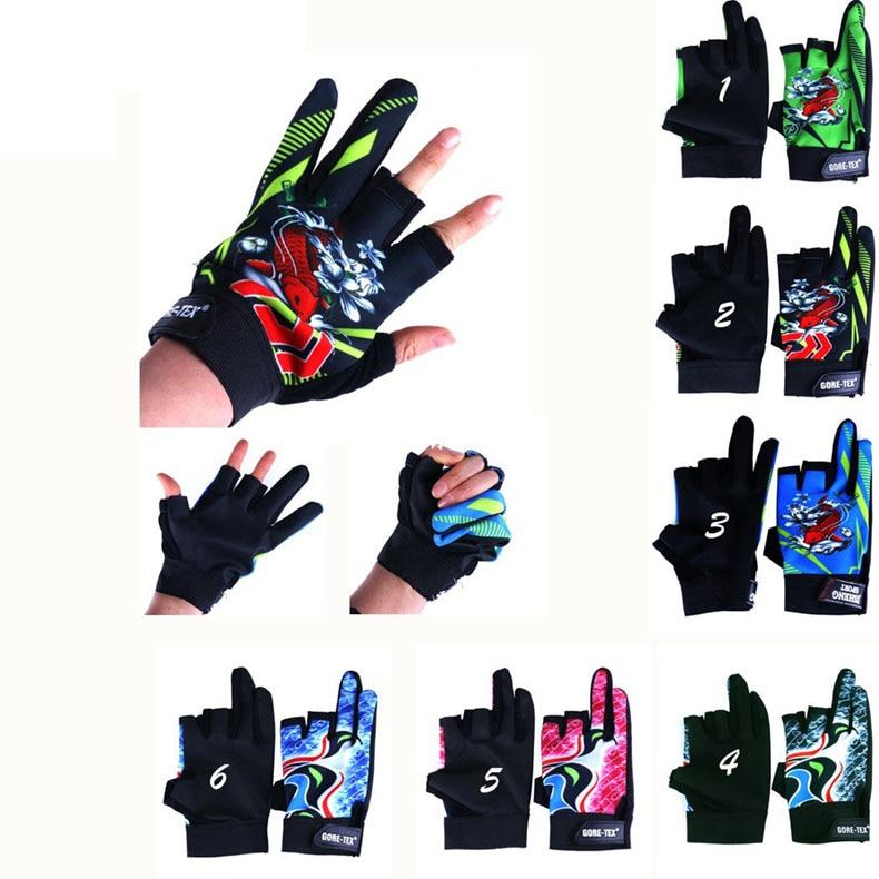Fisch-Handschuhe Fischerei-Zubeh/ör Design Durable Anti-Cut 3 Cut Finger Anti Outdoor Angeln Handschuhe Beleg