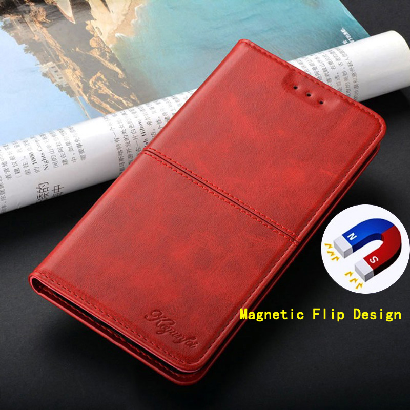 New Luxury <font><b>Flip</b></font> Magnetic phone <font><b>Case</b></font> For <font><b>Xiaomi</b></font> Mi9 Cover Coque For <font><b>xiaomi</b></font> <font><b>mi</b></font> <font><b>9</b></font> Leather <font><b>Wallet</b></font> Holder Shockproof <font><b>Case</b></font> Fundas Capa image