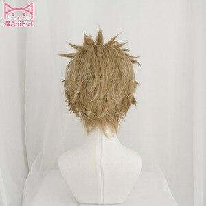 Image 3 - 【AniHut】Hawks No.2 Boku No Hero Academia Cosplay Wig My Hero Academia Hair Hawks cosplay Wig