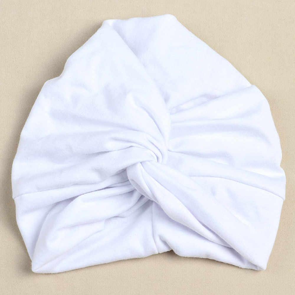 ทารกฤดูใบไม้ผลิหมวก Turban น่ารักเด็กหญิงเด็กชายหมวกเด็กวัยหัดเดินแฟชั่นหมวกเด็กแรกเกิดหมวกเด็กหมวกฤดูหนาว