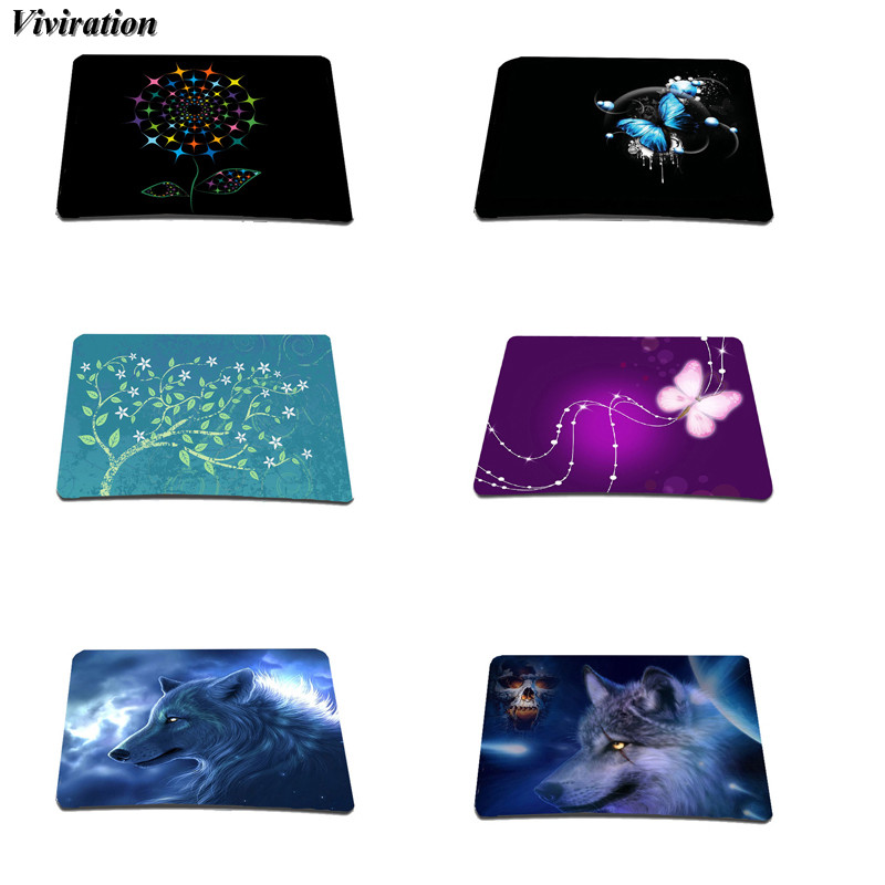 Vivirtation Super Soft Gaming Mouse Pad Mat Women Mens Fashionable Anti-slip Computer Mouse Mat Pad High Quality Rubber Mousemat ...