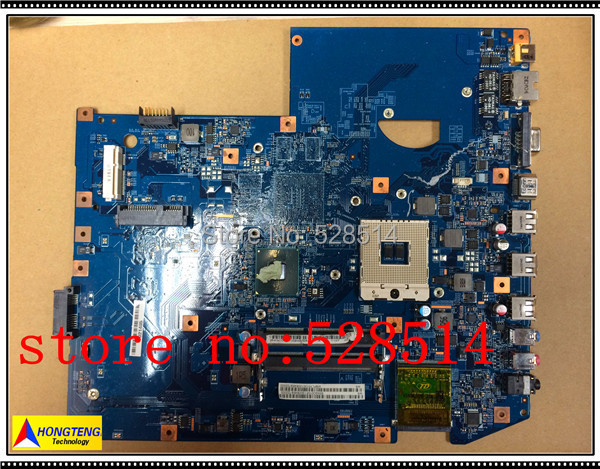 Original for Acer aspire 7740 laptop motherboard MBPLY01001 48.4GC01.011 JV70-CP integrated DDR3 100% Test ok