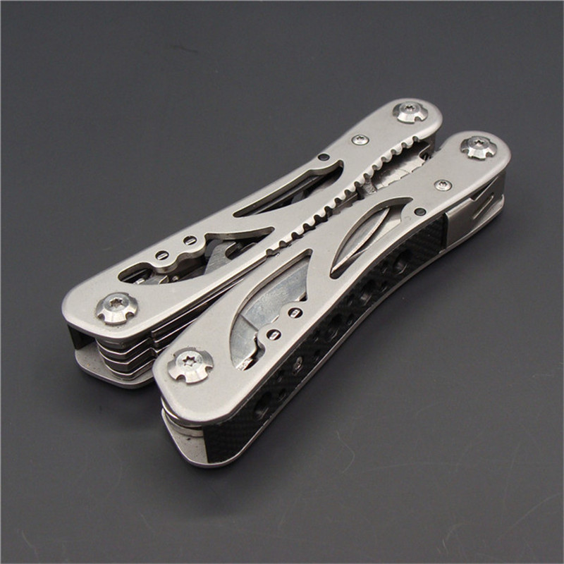 8 IN 1Multifunctional pliers Multifunctional Flexible Pliers Herramientas Comping Tool Stainless Steel Hand Tools Multitool ...