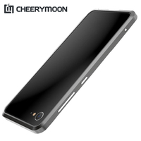 CHEERYMOON Aviation Alumin Aviation Aluminum Bumper For Lenovo ZUK Z2 Case Prismatic Shape Shell Frame Metal Button Cover