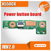 For ASUS X550 X550V X550C X550CC X550CA X550VC X550VB Power Button Switch Board Free Shipping