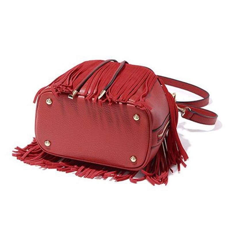 bolsas de couro para mulheres Color : Red/black/blue/gray /yellow