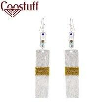 Beautiful Silver Women Earrings  Vintage Jewelry Wholesale Dangle pendientes brincos Hotsale earrings for New Arrival 2018