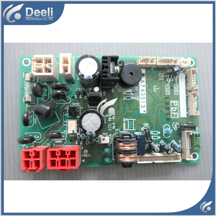 95% new good working for air conditioning motherboard control board A743019 Computer board