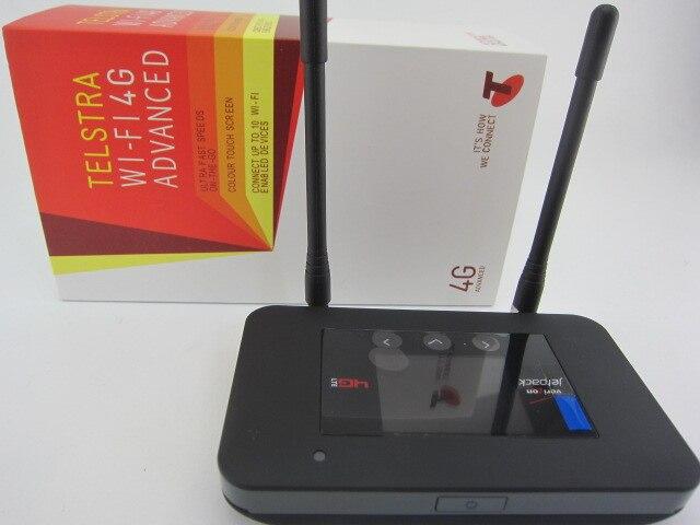 Netgear AC791L Verizon Jetpack 4G LTE Mobile Hotspot plus 2pcs antenna netgear ac791l verizon wireless 4g lte mobile hotspot