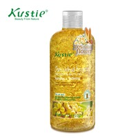 Kustie Natural Body Wash Osmanthus Perfumed Softening Shower Gel 380ml