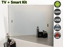 "27 ""TV Espejo impermeable para Baño + Smart Kit, sintonizador analógico (NTSC, PAL, SECAM), AVS270FS. envío libre."