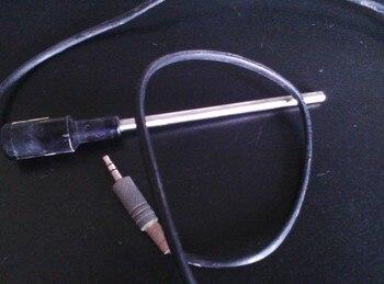 TC-1 temperatury elektrody i DWS-51A sodu jonowy miernik pasujące sonda temperatury wtyczka mikrofonu