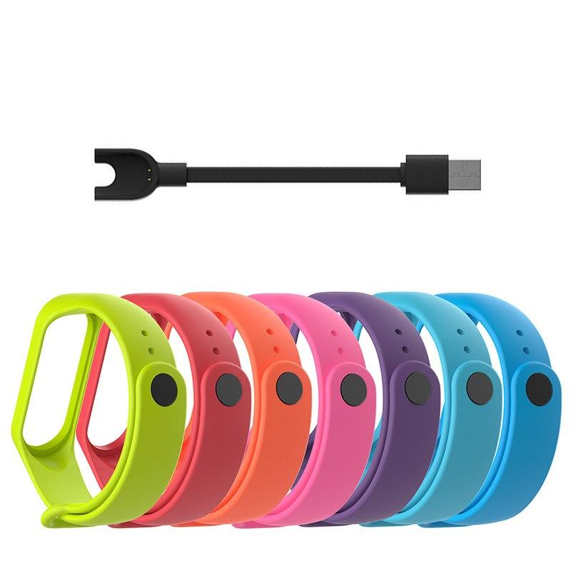 Xiaomi mi ремешок 3/4 ремешок для часов Силиконовый ремешок для Xiaomi mi 3 аксессуары браслет mi Band 3 ремешок для смарт браслета