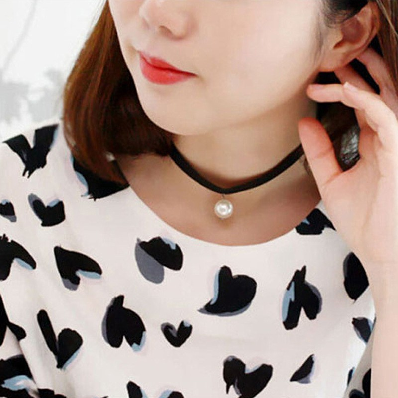 Multilayer Chokers Necklaces For Women Triangle Circle Geometric Pendant Necklace Collares Fashion Jewelry Bijoux Colar 6