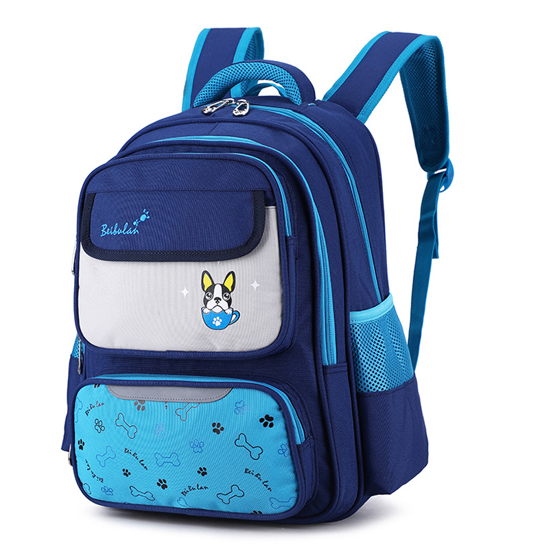 Backpack Water-Proof-Bags School-Bag Children's Fashion Lightweight Pupils Large-Capacity