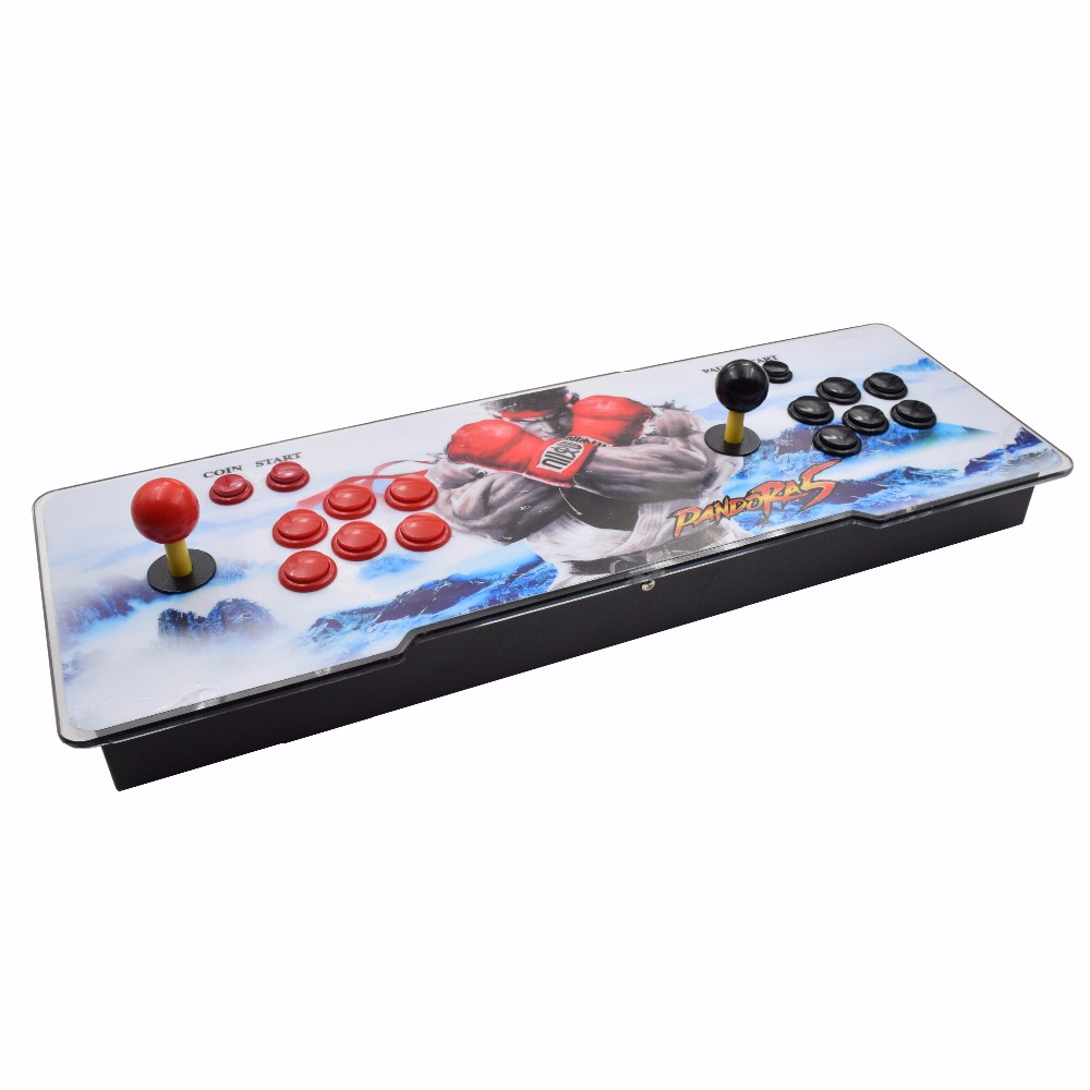 1299/1388/2020 in 1 game Machine Arcade Console 1388 in 1 Video Jamma Games for 2 Controller VGA/HDMI Output box 6s