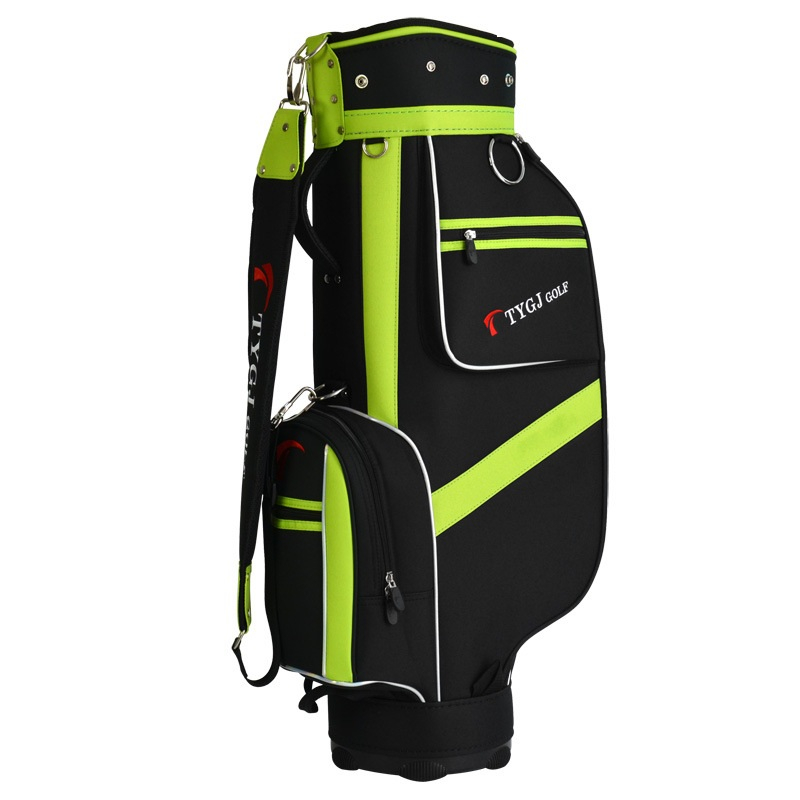 New Arrival Portable Golf Stand Bag Men High Quality Golf Club Set Bag With Stand 5 Sockets Outdoor Sport Cover Bags D0639New Arrival Portable Golf Stand Bag Men High Quality Golf Club Set Bag With Stand 5 Sockets Outdoor Sport Cover Bags D0639