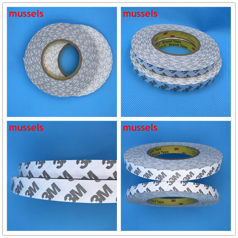Display Leds Special Adhesive Double-sided Adhesive With Maintenance Heat Sink Radiating Dissipation 10mm  10 Piece / Lot