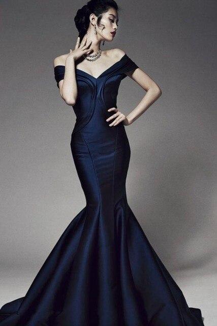 Taffeta Mermaid Dresses