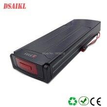 EU US no tax 24volt Rear rack li-ion battery pack 24V 20ah 25ah 28ah ebike battery with 29.4V 4A charger цена и фото