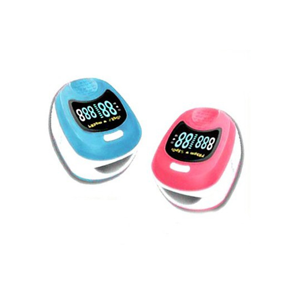 CONTEC Kids 1-12 years old baby oximeter Children Fingertip Pulse Oximeter SPO2 Pulse Rate Oxygen Monitor CMS50QB Rechargeable
