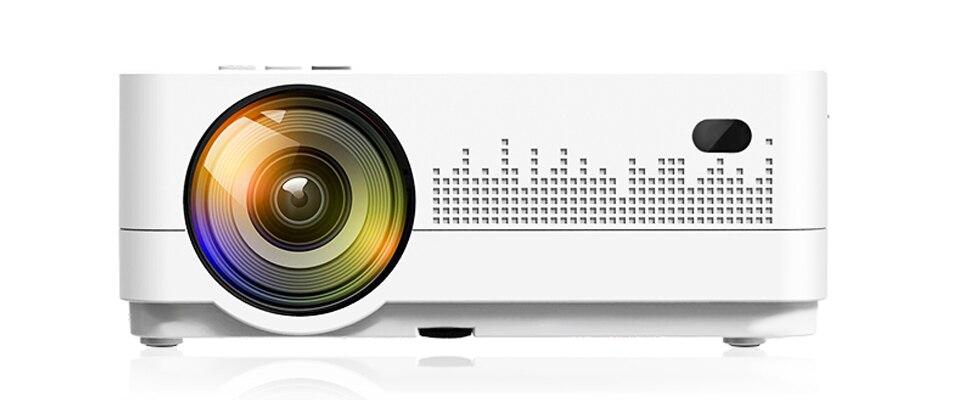 インチポータブルミニ Proyector プロジェクターの Wifi 27