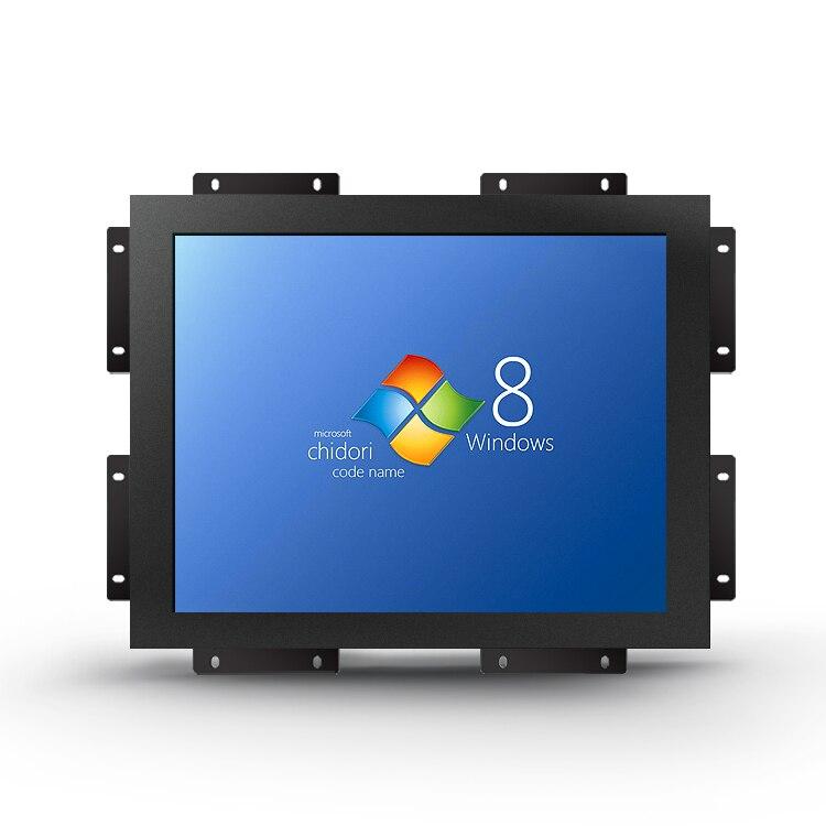 Светодиодный дисплей с подсветкой 12 дюймов ЖК-дисплей промышленных HD камеры