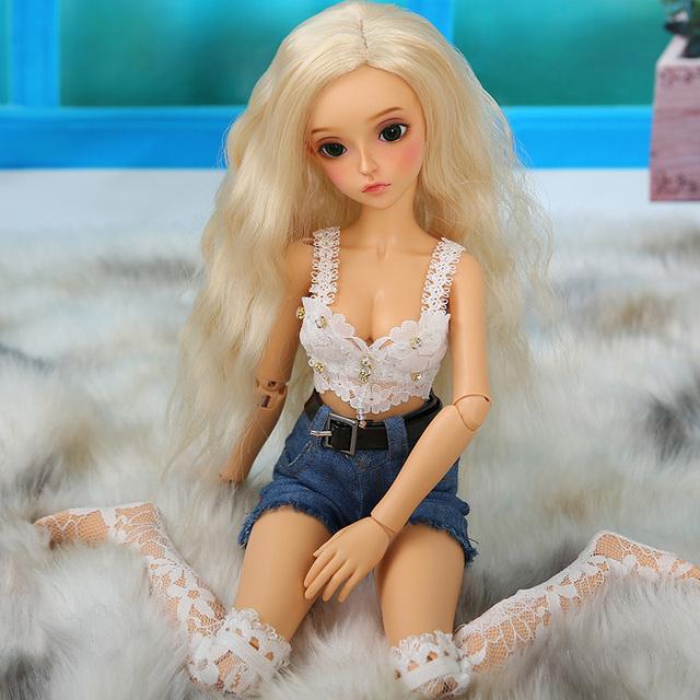 Fairyland Minifee Cygne 1/4 Doll BJD Girl Body Toys for Girls Dolls