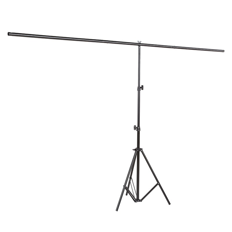 Photography Backdrop Background Support Stand System Metal with 3 clamps 200cm X 200cm - ANKUX Tech Co., Ltd