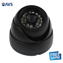 High Resolution 1200TVL Day/Night Indoor CCTV Security Dome Camera System