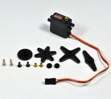 Kingmax DCS2107 Aluminium Metal Gears Mini Servo Digital High Torque and Quick respond RC Servo