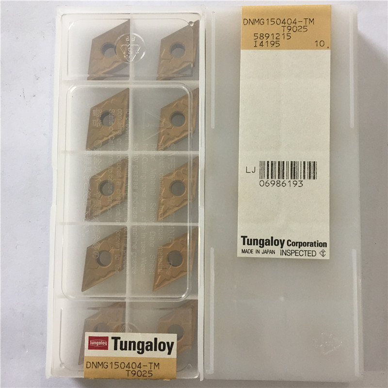 Pack of 5 DNMG 431 SM T6130