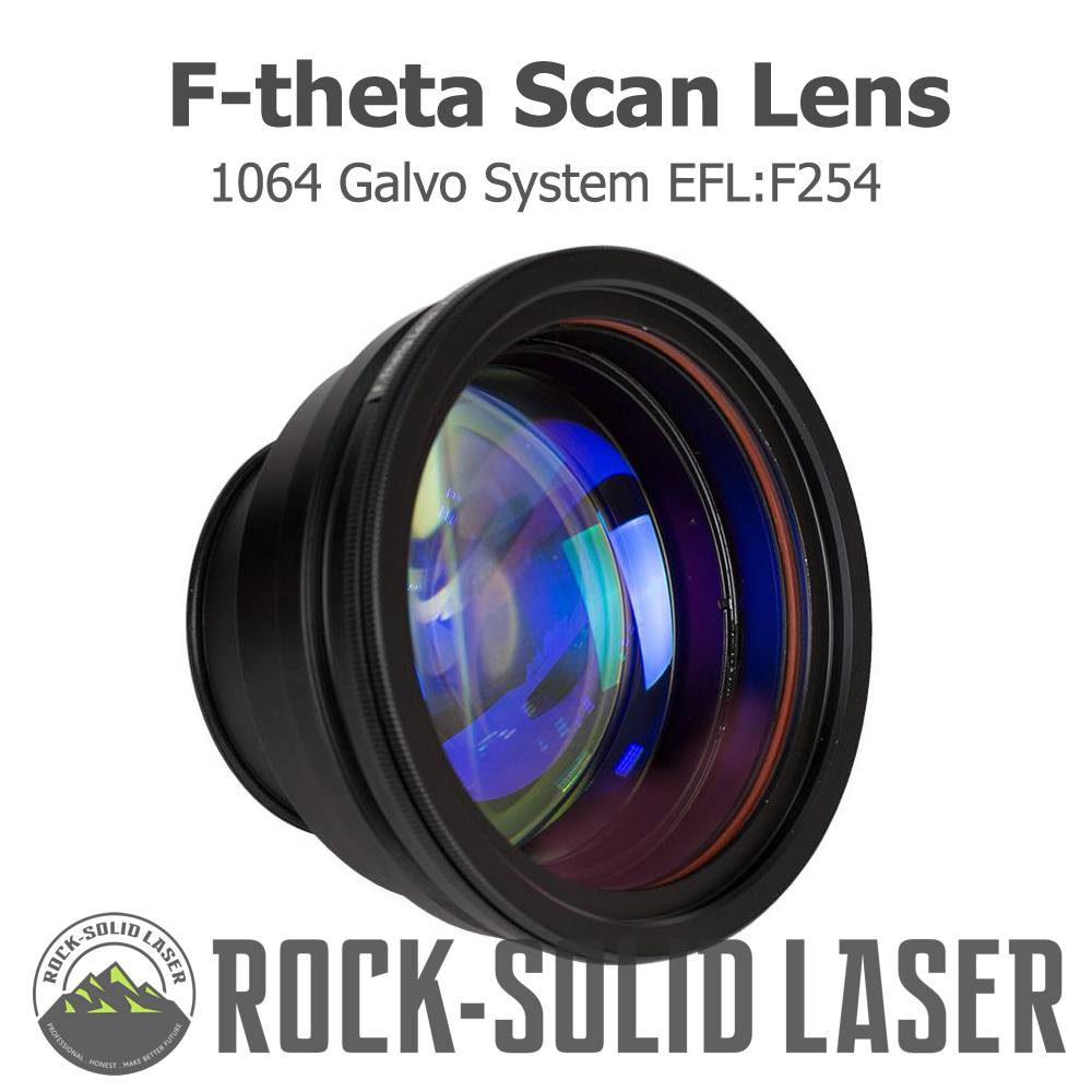 F-theta Fiber Laser Scan Galvo Scanner Field Lens 1064nm 174*174mm EFL F254 for YAG Optical Laser Marking Machine Part Wholesale free shipping 1064nm fiber yag galvo f theta scan lens system yag laser engraving f theta yag flat scanning laser lens