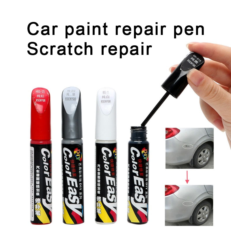 Car Scratch Repair Pen Paint Maintenance Styling Remover Care Tool Accessories M8617