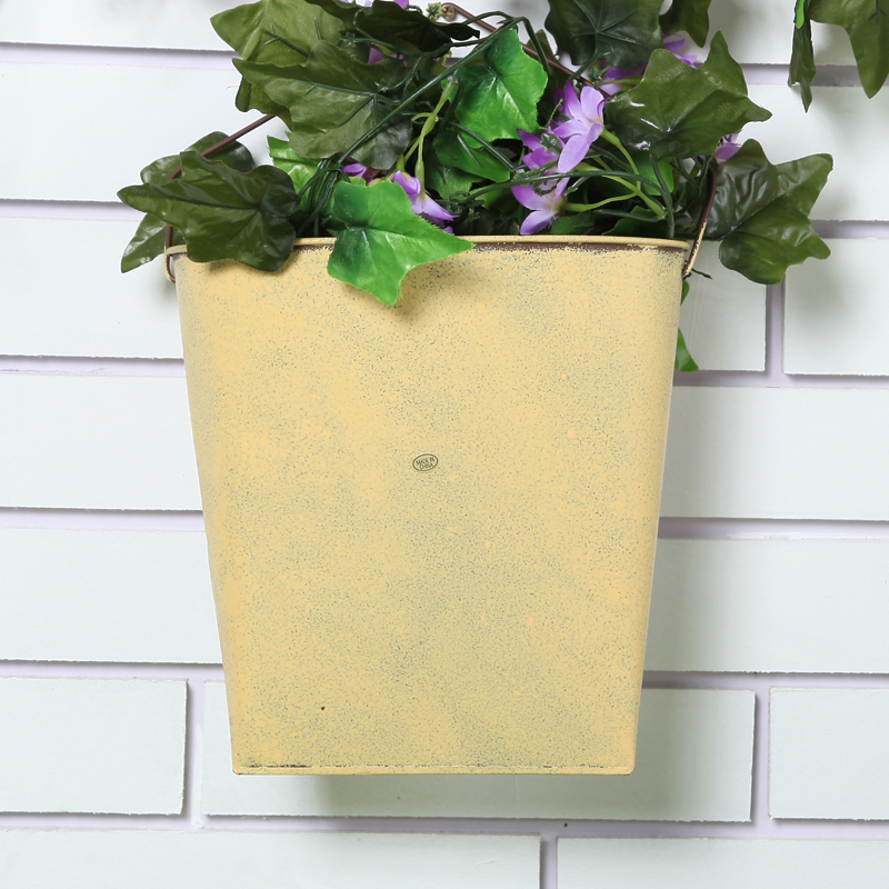 Beautiful Decorative Wall Planters Adornment - Wall Art Collections ...