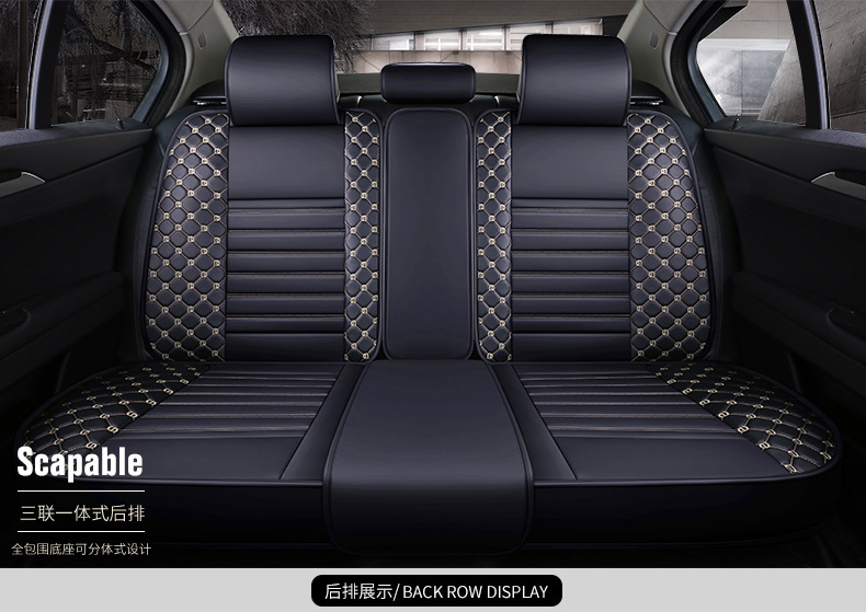 TOYOTA GREY CAMOUFLAGE WATERPROOF FRONT SEAT COVERS Land Cruiser/&Amazon Colorado