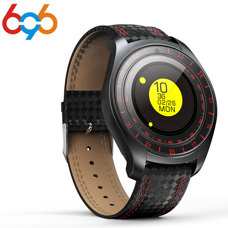 696 <font><b>V10</b></font> Smart Watch with Camera Heart Rate Monitor Bluetooth Pedometer <font><b>Smartwatch</b></font> support SIM TF Sports Wristwatch for Android image