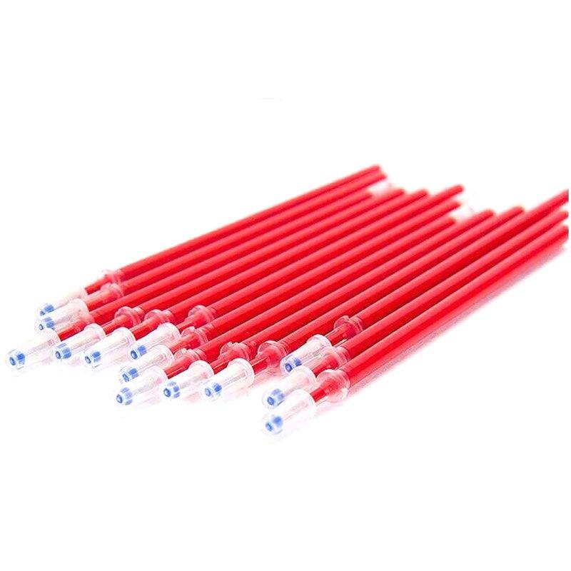 0 5mm 30pcs lot Gel Pen Refill Needle tip And 3pcs Gel Pen Suit Office Signature Rods For Handles Office School Supplies in Gel Pens from Office School Supplies