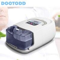 Doctodd GI CPAP Машина для защиты от сна храп персональный уход с назальная Маска Электрический увлажнитель Здоровье и красота бытовой прибор