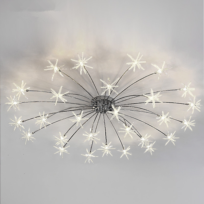 Moderne Sky Sterne Led Deckenleuchte Schlafzimmer Romantischen Deckenbeleuchtung Wohnzimmer Leuchten Wohnkultur LsterChina